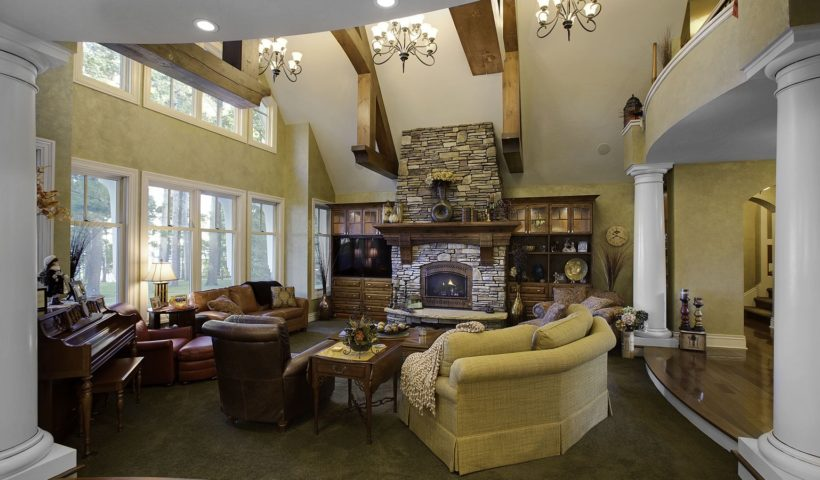 luxury home builder mn