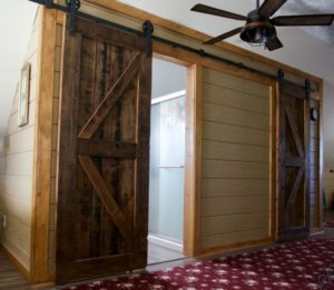 Barn removal services for reclaimed wood furniture